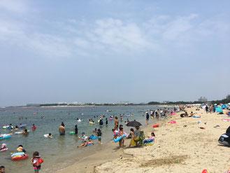 二色の浜公園 沢地区バーベキューサービス